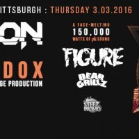 Excision with Figure & Bear Grillz - Pitt