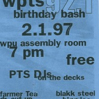 WPTS B-DAY