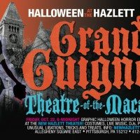 GRAND GUIGNOL halloween at the new hazlett w/ dave bernabo, assembly, tm eye, sharon needles, cutups