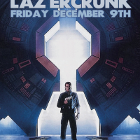 Lazercrunk *Time Travel Party* w/ Dev/null, Cutups & Keeb$