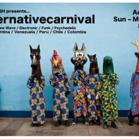 Alternative Carnival: South American synthpop, postpunk, electro