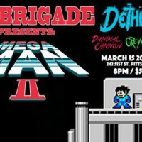PRG Presents: Bit Brigade w/ Dethlehem, Greywalker + more
