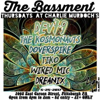 The BASSment Thursdays ft. Dev79, Kosmonauts, Tiko