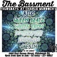 The BASSment Thursdays ft. Kilo : QueenBeatz : White Tron