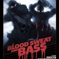 Downlink & Dieselboy Blood Sweat and Bass Tour