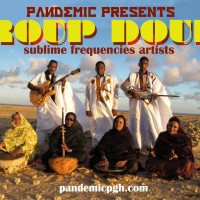 Pandemic presents: Group Doueh