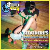 Down & Derby: Roller Disco Party w/ Jx4 & DJ Bamboo