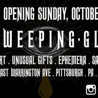 Weeping Glass Grand Opening