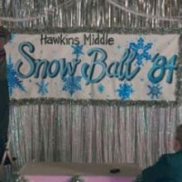 Snow Ball '84 - Winter 80's Prom