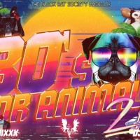 80's for Animals 2! An Animal Shelter Benefit