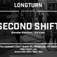 Second Shift: LongTurn at The Goldmark
