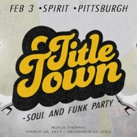 TITLE TOWN Soul & Funk Party
