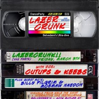 Lazercrunk *VHS Party* + Guest MCs
