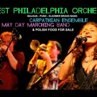 Pittonkatonk Benefit with West Philadelphia Orchestra