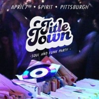 TITLE TOWN Soul & Funk Party at Spirit