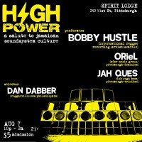 High Power: A Salute to Jamaican Soundsystem Culture
