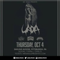 UADA with Panzerfaust, IMPERIAL TRIUMPHANT, Bane (Serbia/Canada) & Veiled