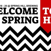 Twin Peaks Weekend at Spring Hill Brewing