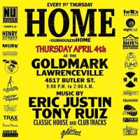 HOME (House Music Monthly w/ Eric Justin & Tony Ruiz)