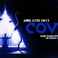COVEN dark dance night w/ Cutups + Edgar Um
