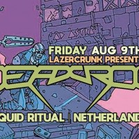 Lazercrunk with Deadcrow (NL), Cutups & Keeb$