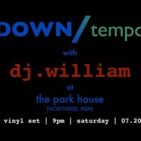DOWN/tempo at the Park House