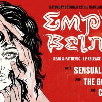 EMPTY BEINGS, SENSUAL WORLD, THE GOTOBEDS, CRUCES.