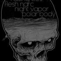 Hissing Tiles // Flesh Narc // Night Vapor // Polar Body