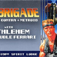 Bit Brigade Presents Metroid + Contra at Spirit Lodge