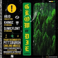 Abjo (Soulection) + Guests - Grow or Die Tour - Pittsburgh