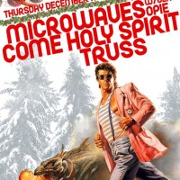 Microwaves & Ben Opie // Come Holy Spirit // TRVSS