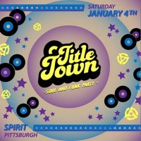 TITLE TOWN Soul & Funk Party at Spirit 1/4/2020