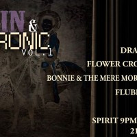 Gin & Tronic vol.1 at Spirit