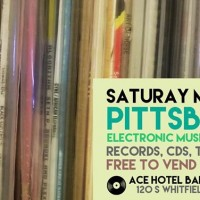 Pittsburgh Electronic Music Record Fair