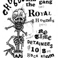 Chubby & the GANG, ROYAL Hounds + NO TIME!