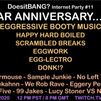 DoesitBANG? Internet Party #11: 2 Year Anniversary